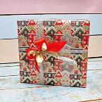 Подарочная упаковка Новогодняя